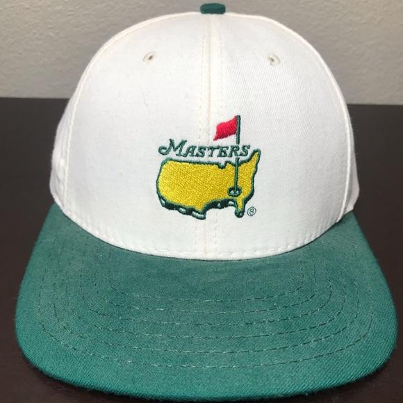 Vintage Masters Golf Hat. M 5c5111949539f73d529d78ae fc4bb99fec14